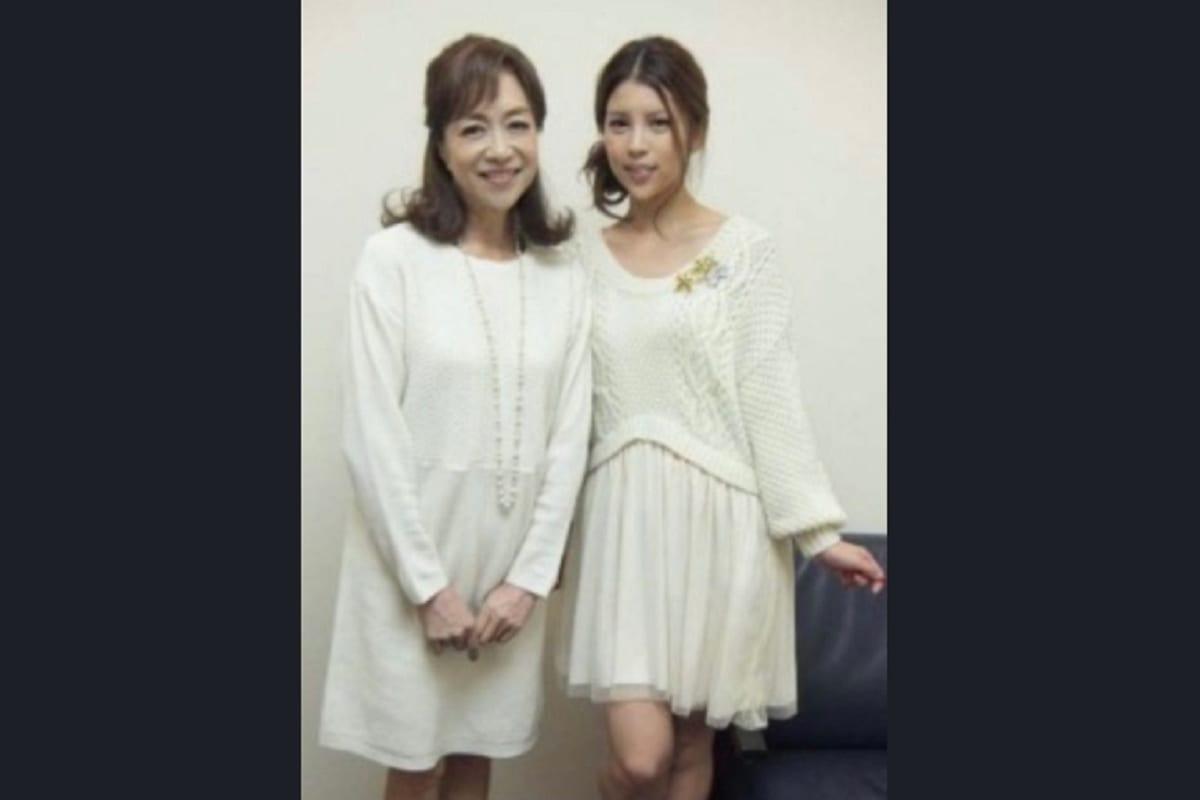 坂口杏里さん、亡き母・坂口良子さんのメッセージ公開 「あんりちゃん ...
