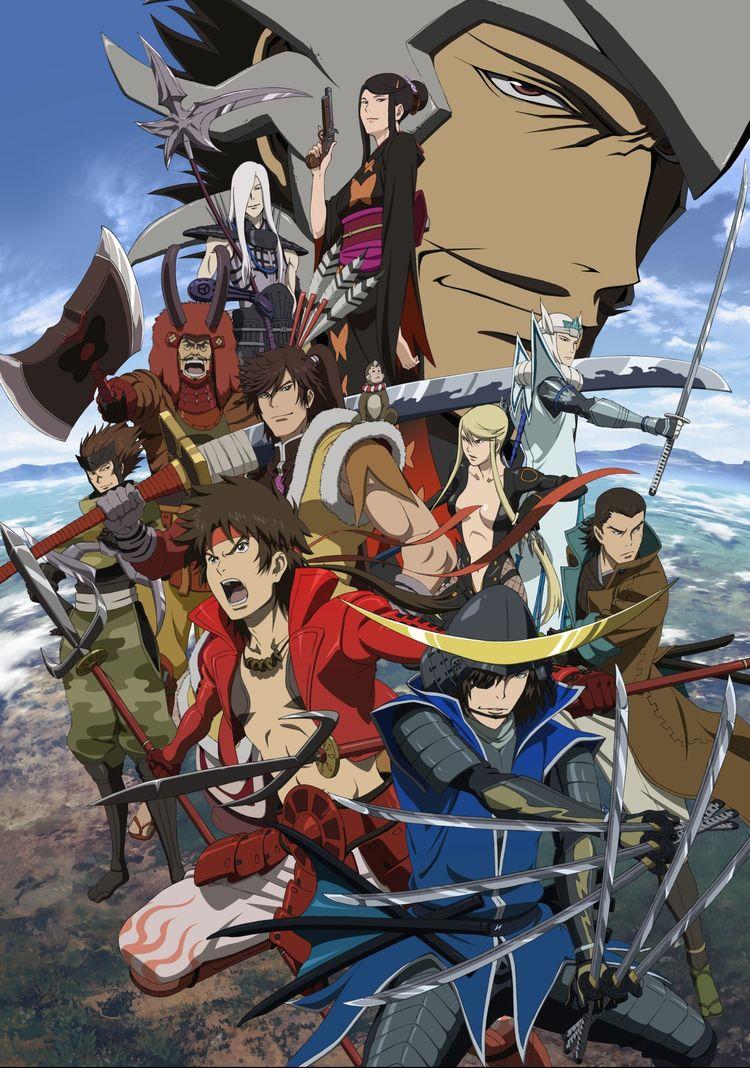 Tvアニメ 戦国basara 10周年 声出しokの 絶叫ナイト が新宿ピカデリーで ニコニコニュース