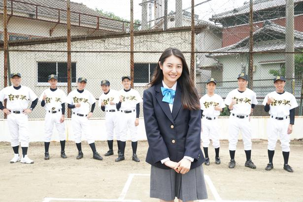 田辺桃子が高校野球ショートドラマで主演!女子マネジャー役に初挑戦 | ニコニコニュース