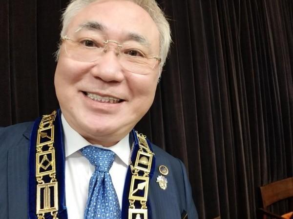 大村知事 韓国人