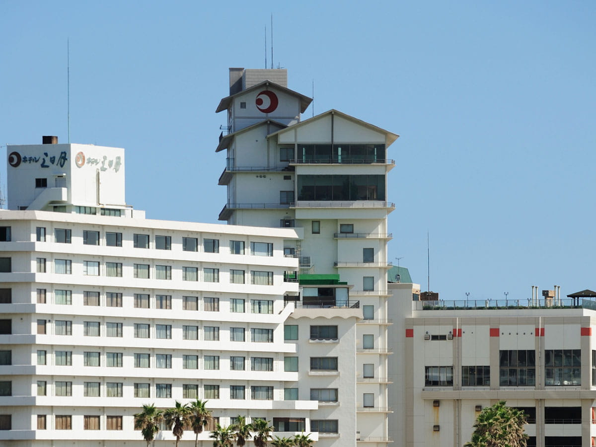 三日月 コロナ ホテル