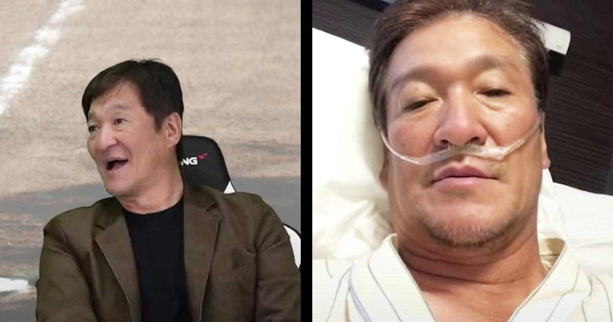 新型コロナ感染の元プロ野球選手の片岡篤史さん(50)がユーチューブに ...