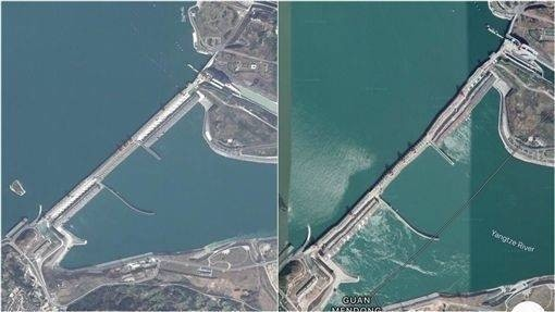 三峡 ダム 歪み 三峡ダムの歪みの真相は?現状と違う理由を画像から調べてみた|kazna...