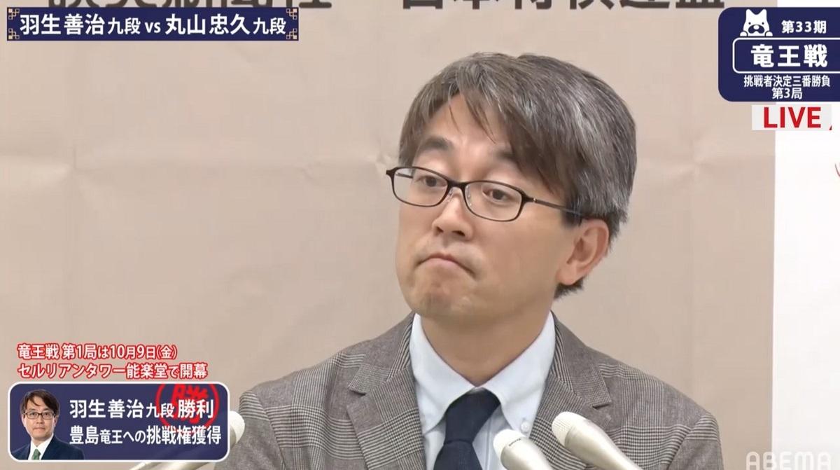 羽生善治九段、タイトル100期挑戦へ会見「大きな舞台にふさわしい将棋 ...
