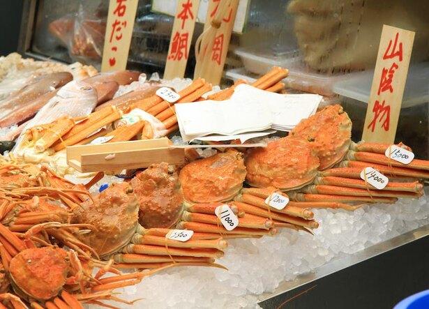 【コロナ関連情報付き】錦市場の楽しみ方を紹介!おすすめグルメや効率よく回る方法もガイド